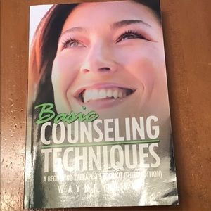 Counseling Techniques Textbook
